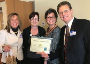 Celebrating 25 years with the McHenry Savings Bank